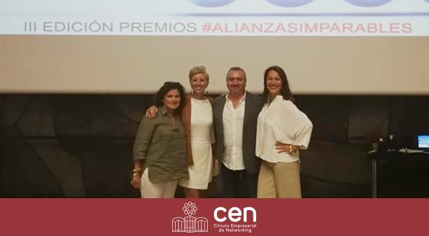 Premios Alianzas Imparables de #MujeresImparables